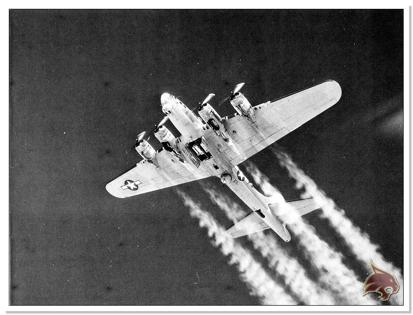 Boeing B-17 G Flying Fortress, 486th Group Bomber 1944 - Academy 1/72 Ref01