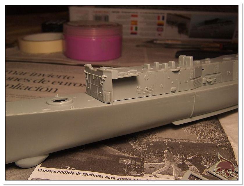 Fragata Canarios - Armada Española - 1/350 Can11