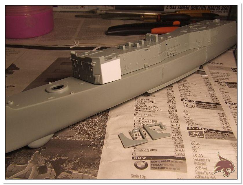 Fragata Canarios - Armada Española - 1/350 Can12