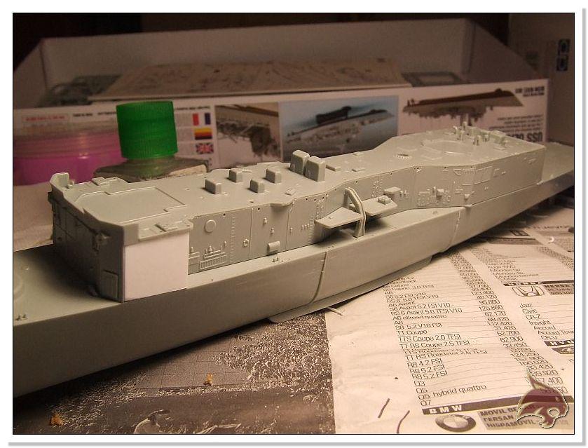 Fragata Canarios - Armada Española - 1/350 Can13