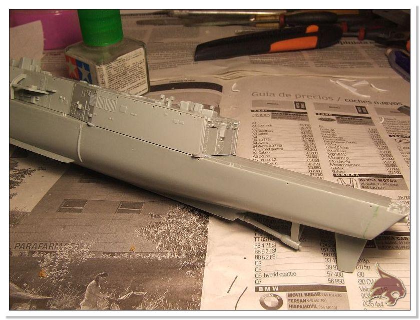 Fragata Canarios - Armada Española - 1/350 Can14