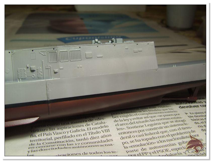 Fragata Canarios - Armada Española - 1/350 Can22
