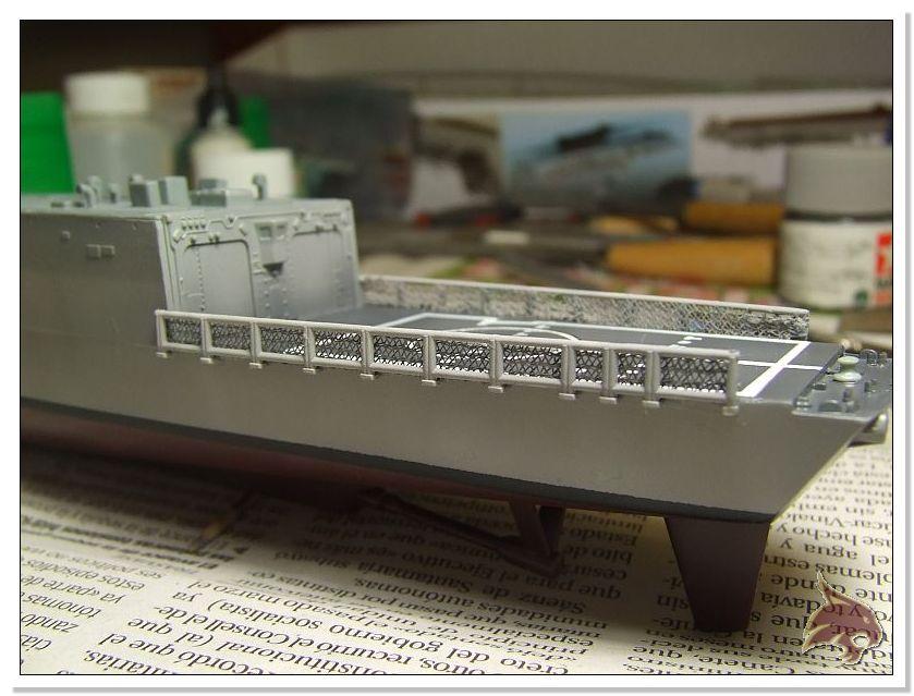 Fragata Canarios - Armada Española - 1/350 Can31