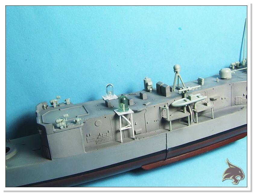 Fragata Canarios - Armada Española - 1/350 Can33