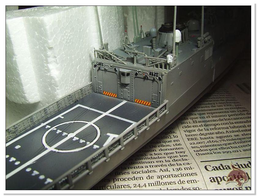 Fragata Canarios - Armada Española - 1/350 Can38