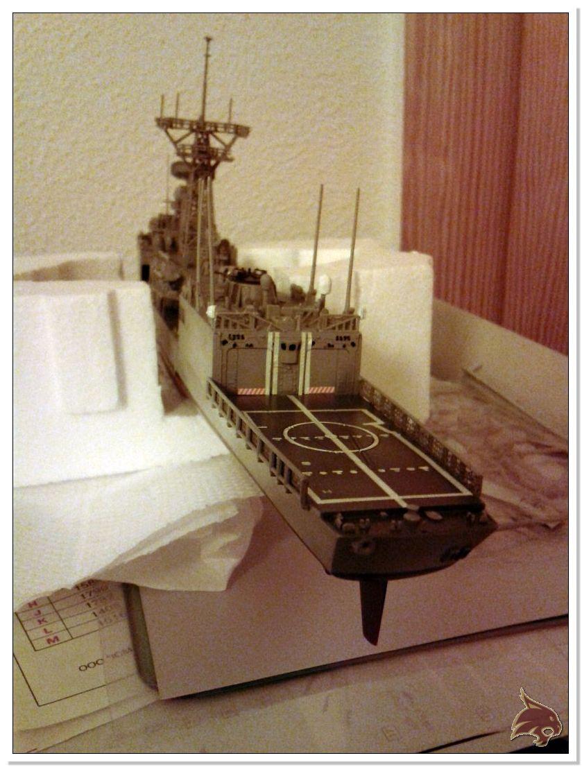 Fragata Canarios - Armada Española - 1/350 Can42