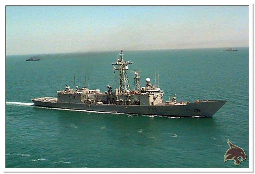 Fragata Canarios - Armada Española - 1/350 Ref05