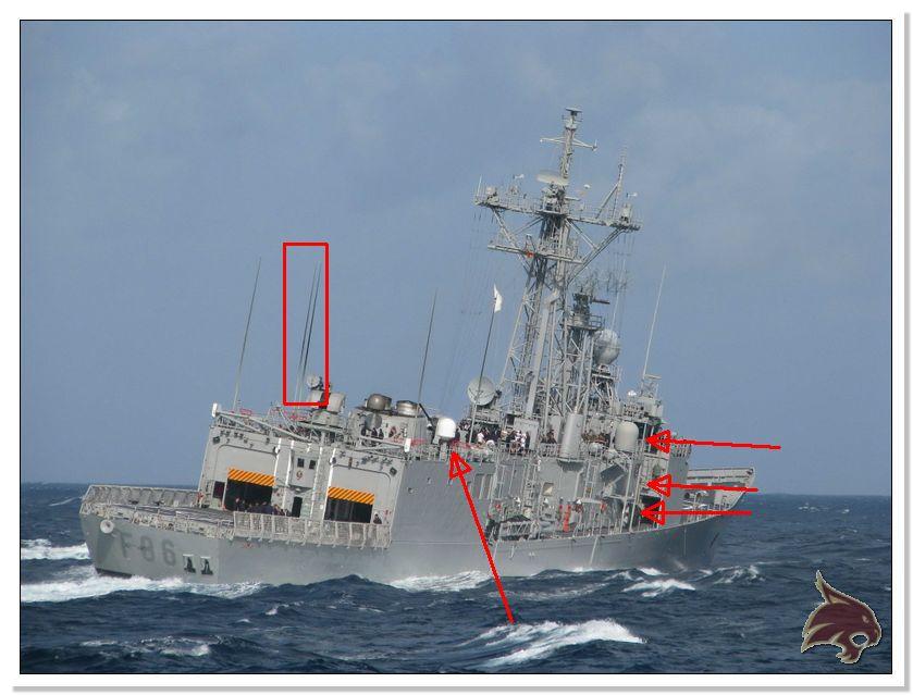 Fragata Canarios - Armada Española - 1/350 Ref09