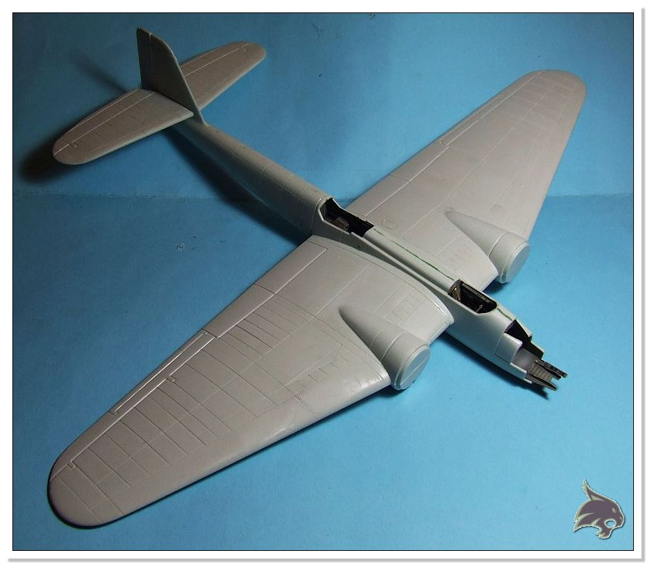 "Heinkel He 115 A-0 ""Base Pollensa - Mallorca"" Guerra Civil Española / Revell 1/72 22"