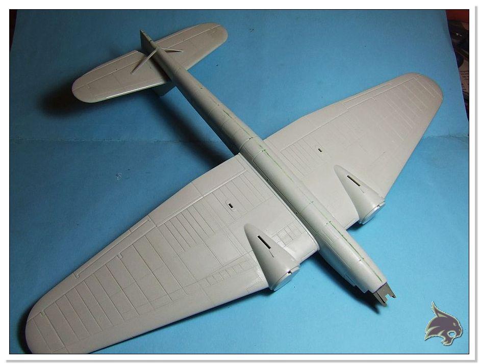 "Heinkel He 115 A-0 ""Base Pollensa - Mallorca"" Guerra Civil Española / Revell 1/72 23"