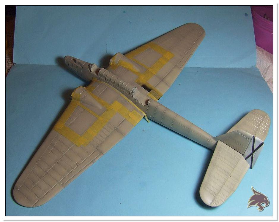 "Heinkel He 115 A-0 ""Base Pollensa - Mallorca"" Guerra Civil Española / Revell 1/72 38"