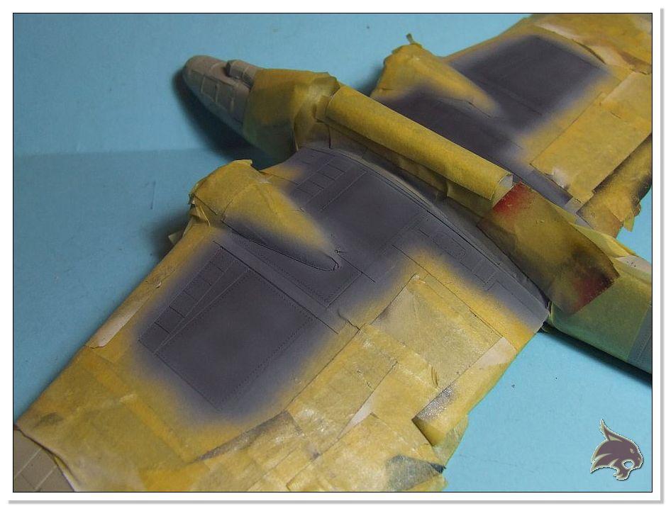 "Heinkel He 115 A-0 ""Base Pollensa - Mallorca"" Guerra Civil Española / Revell 1/72 41"
