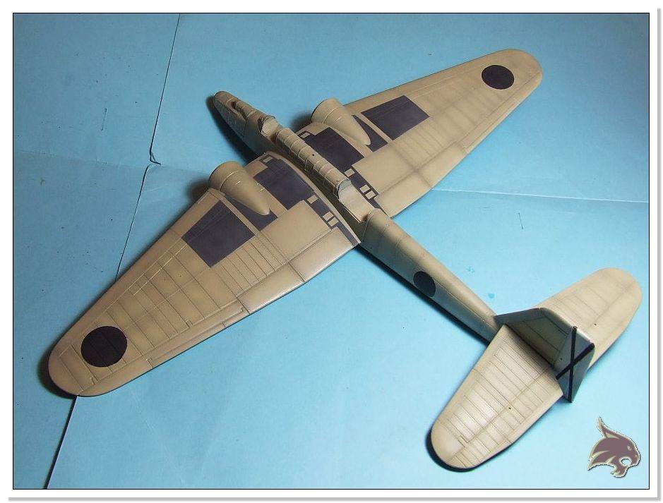"Heinkel He 115 A-0 ""Base Pollensa - Mallorca"" Guerra Civil Española / Revell 1/72 45"