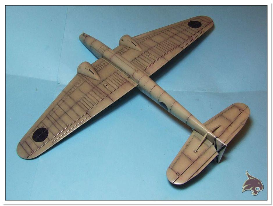 "Heinkel He 115 A-0 ""Base Pollensa - Mallorca"" Guerra Civil Española / Revell 1/72 50"