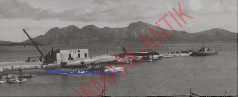 "Heinkel He 115 A-0 ""Base Pollensa - Mallorca"" Guerra Civil Española / Revell 1/72 Ref03"