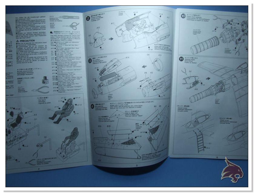 Mikoyan Gurevich MiG 15 Bis - Tamiya 1/48 Box08