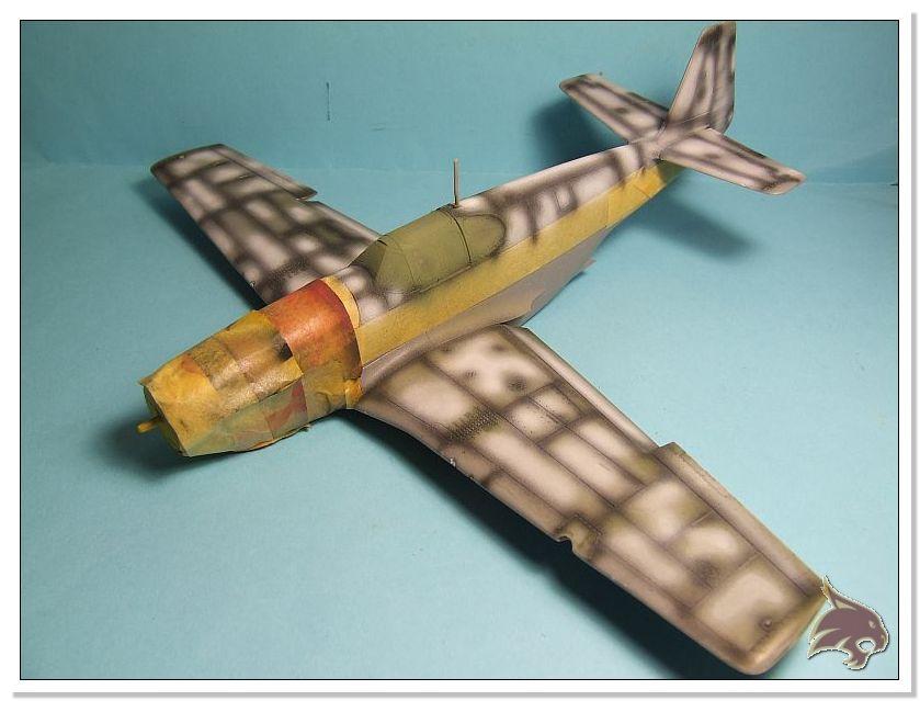 North American P-51 B - ICM 1/48 36