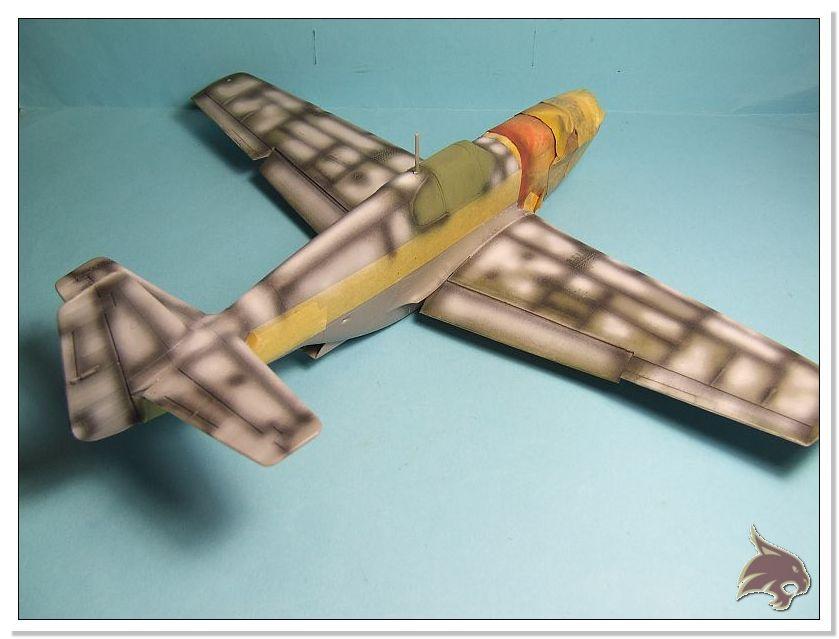North American P-51 B - ICM 1/48 37