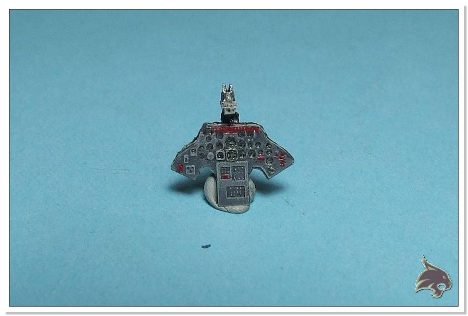 HA-220 Super Saeta - Special Hobby 1/72 01