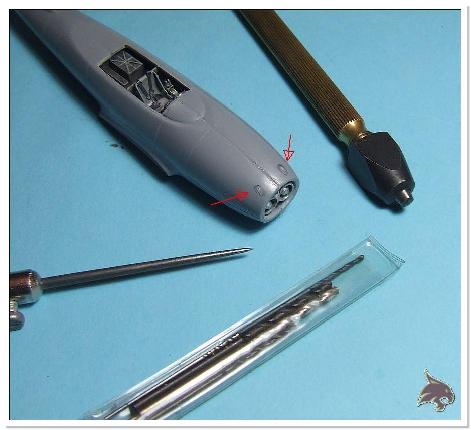 HA-220 Super Saeta - Special Hobby 1/72 11