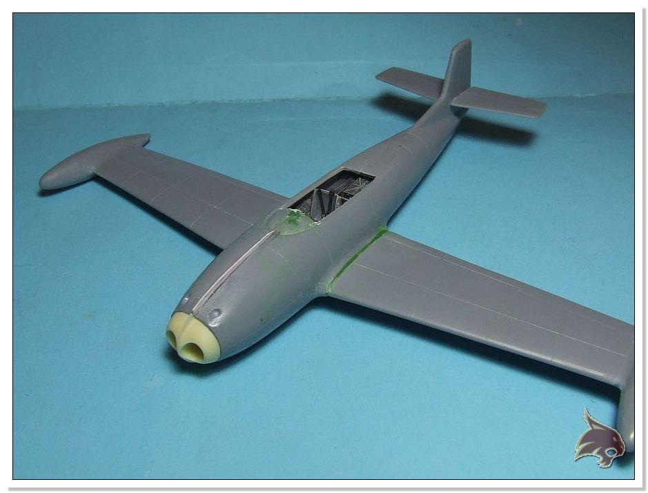 HA-220 Super Saeta - Special Hobby 1/72 15