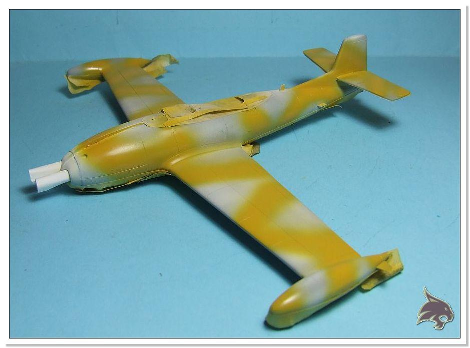HA-220 Super Saeta - Special Hobby 1/72 22