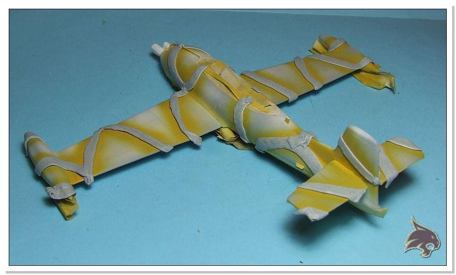 HA-220 Super Saeta - Special Hobby 1/72 23