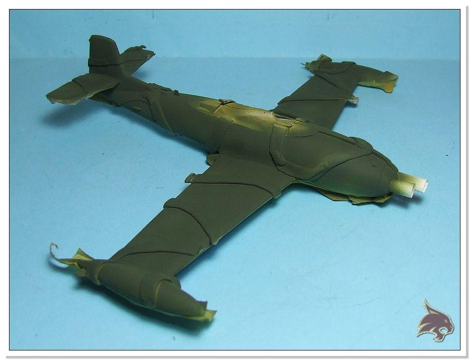 HA-220 Super Saeta - Special Hobby 1/72 24