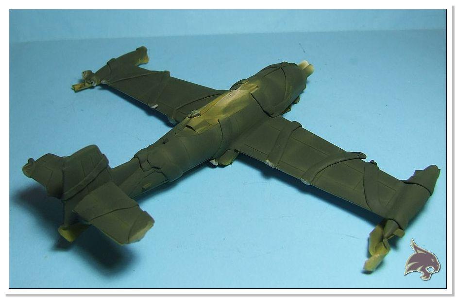 HA-220 Super Saeta - Special Hobby 1/72 26