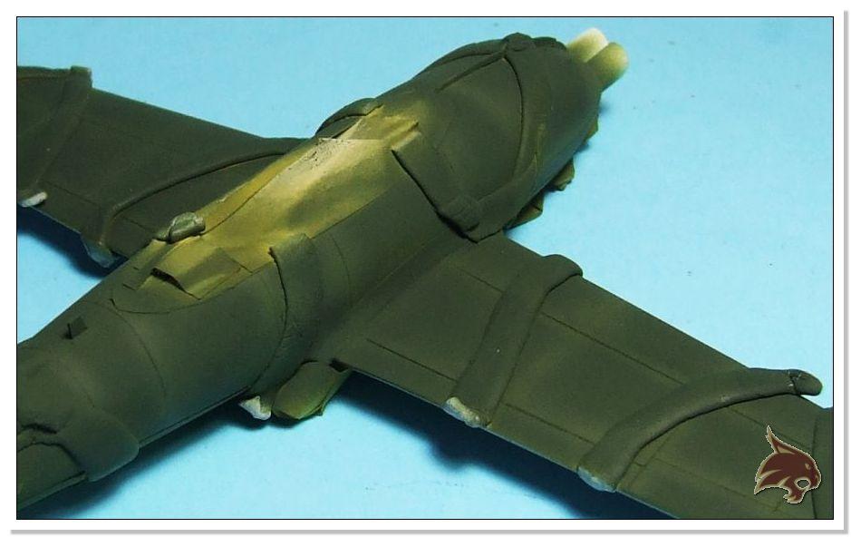 HA-220 Super Saeta - Special Hobby 1/72 27