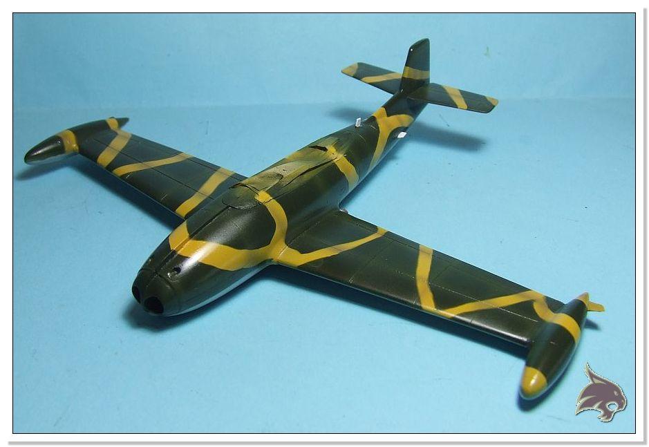 HA-220 Super Saeta - Special Hobby 1/72 28