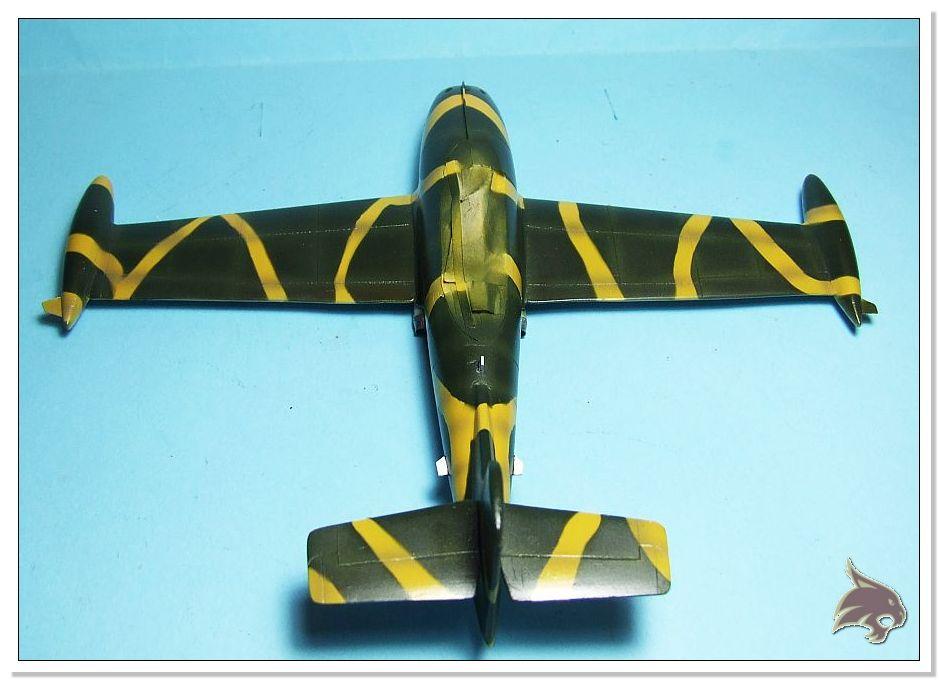 HA-220 Super Saeta - Special Hobby 1/72 30