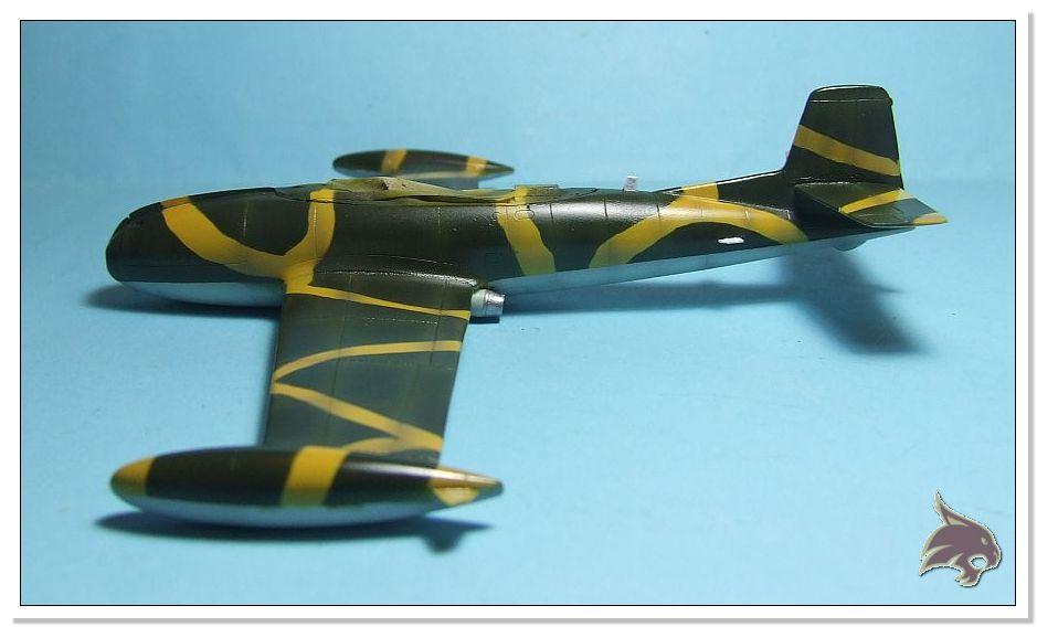 HA-220 Super Saeta - Special Hobby 1/72 31