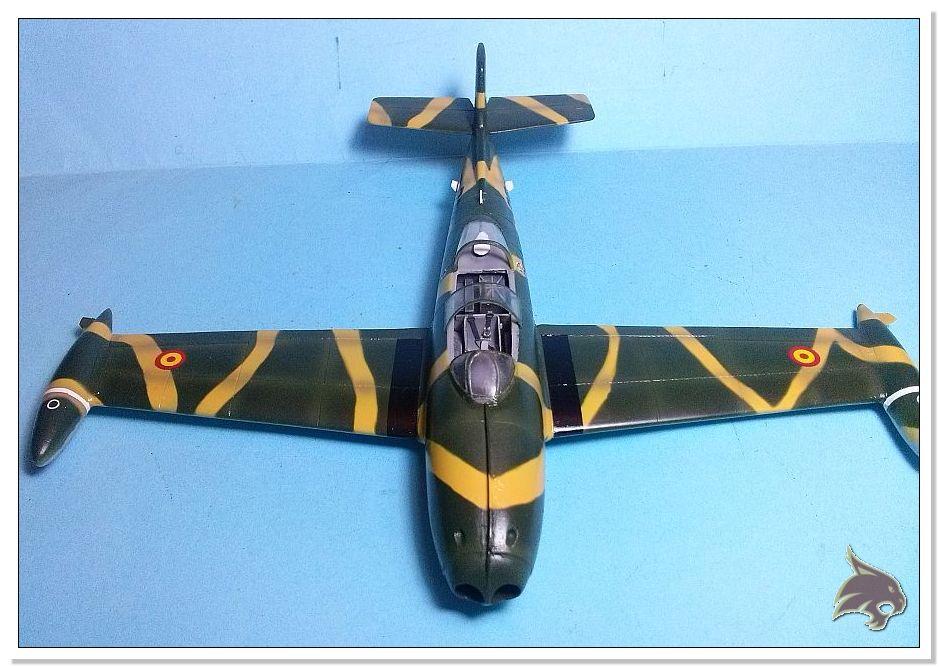HA-220 Super Saeta - Special Hobby 1/72 38