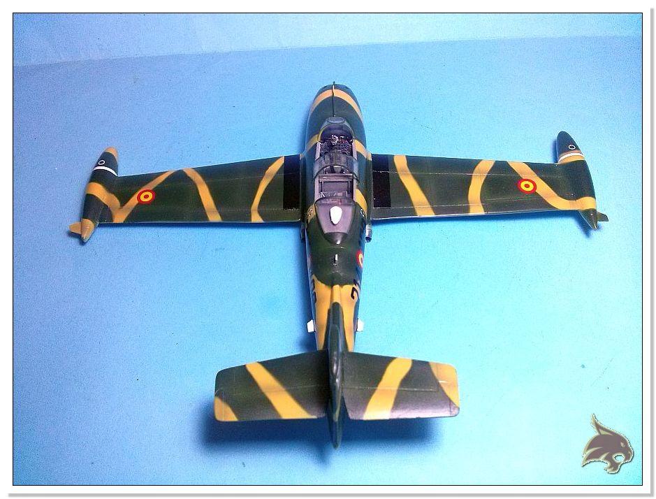 HA-220 Super Saeta - Special Hobby 1/72 39