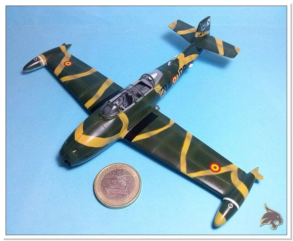 HA-220 Super Saeta - Special Hobby 1/72 40