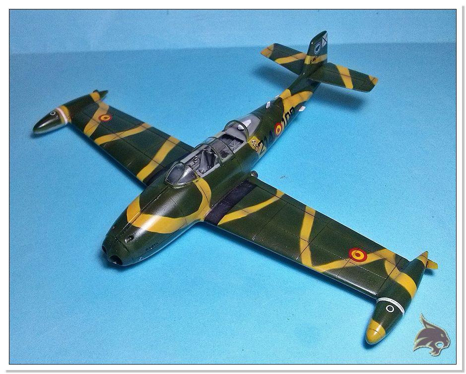 HA-220 Super Saeta - Special Hobby 1/72 43