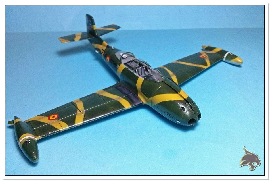 HA-220 Super Saeta - Special Hobby 1/72 46