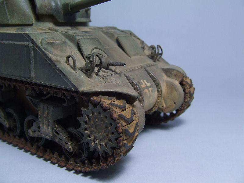 "SHERMAN M4 U.S.MEDIUM TANK ""EARLY PRODUCTION"" 1/35 TAMIYA 02"