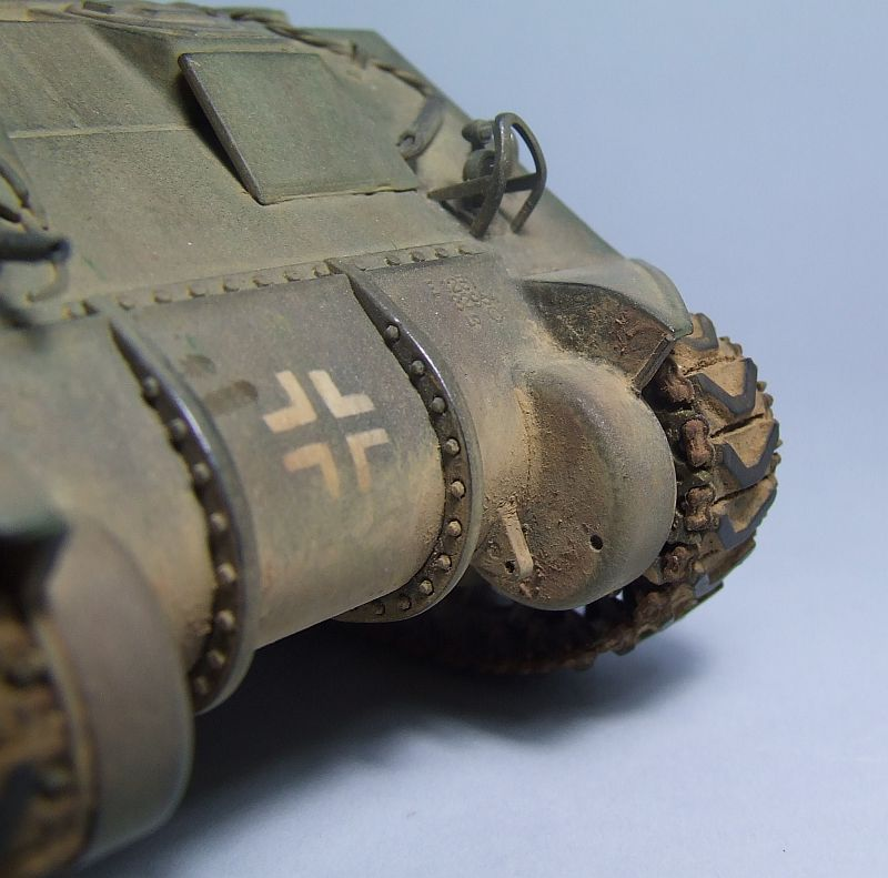 "SHERMAN M4 U.S.MEDIUM TANK ""EARLY PRODUCTION"" 1/35 TAMIYA 04"