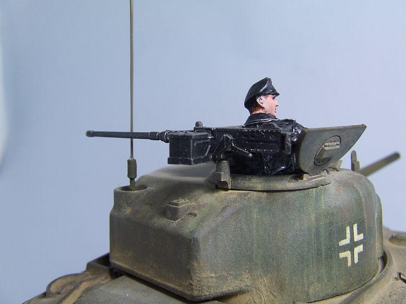 "SHERMAN M4 U.S.MEDIUM TANK ""EARLY PRODUCTION"" 1/35 TAMIYA 14"